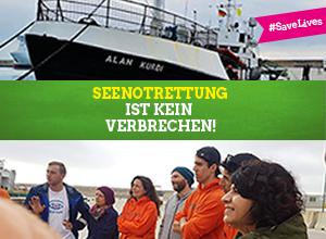 """Antrag """"Seebrücke"""" der SPD-Fraktion"""